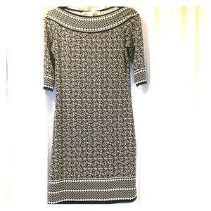 Max Studio Dress - Fun Print - Like New - Size S